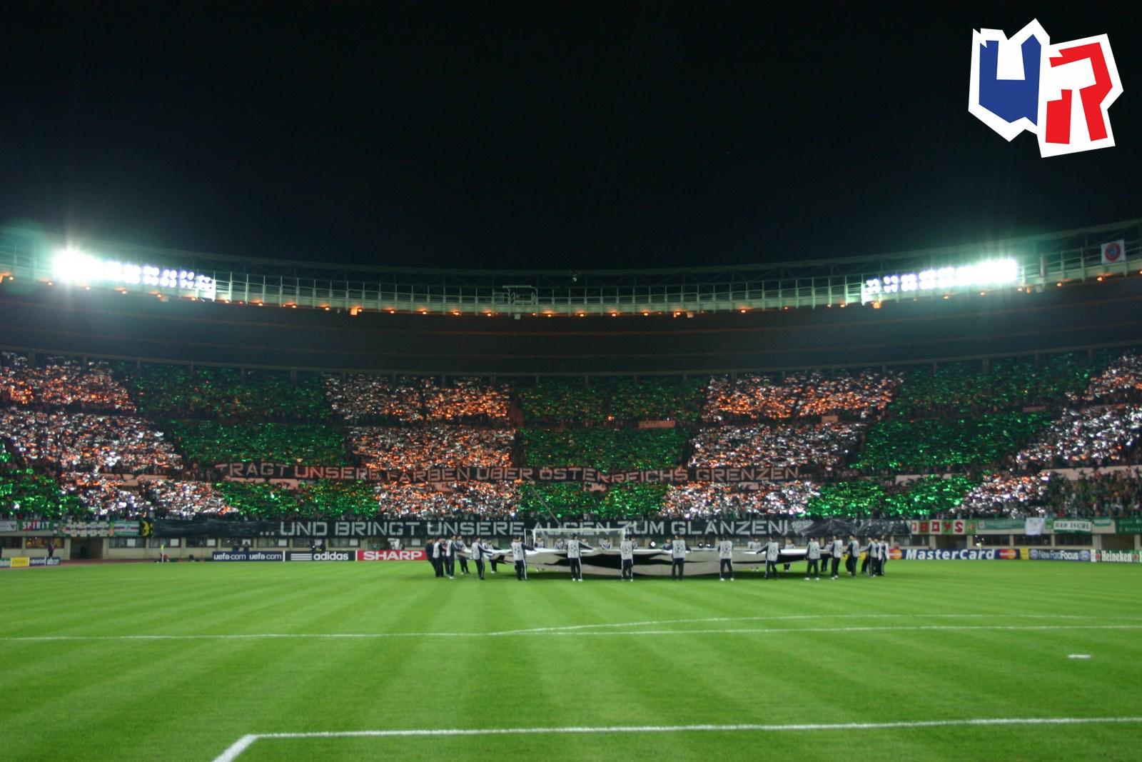 Sk Rapid Wien Fc Bayern Munchen Ultras Rapid