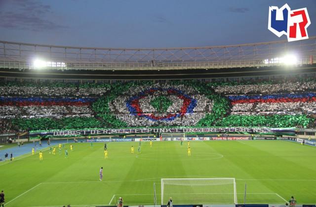 SK Rapid Wien – Vill...