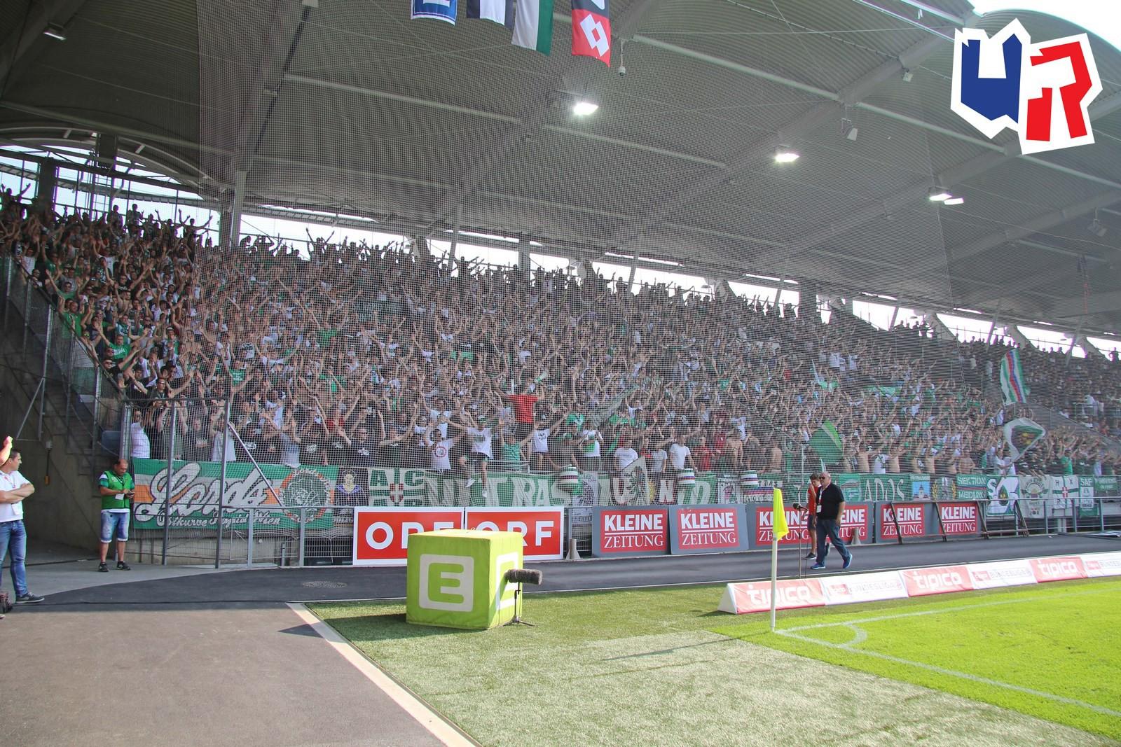 Sk Sturm Graz Sk Rapid Wien Ultras Rapid