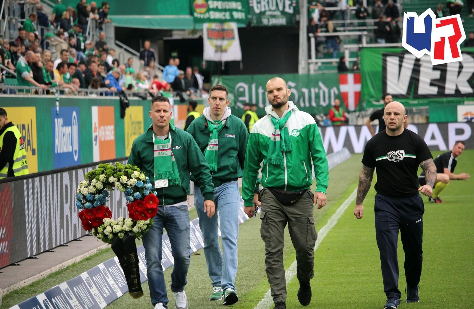 Sk Rapid Wien Sk Sturm Graz Ultras Rapid