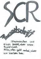 SCR Fanzeitschrift #1 (1993)