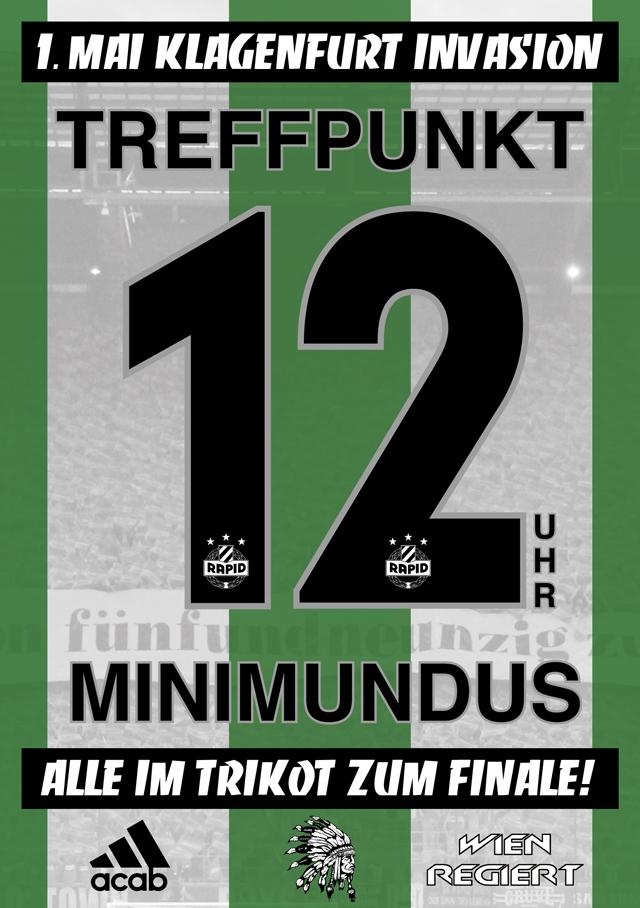 Treffpunkt 12 Uhr Minimundus